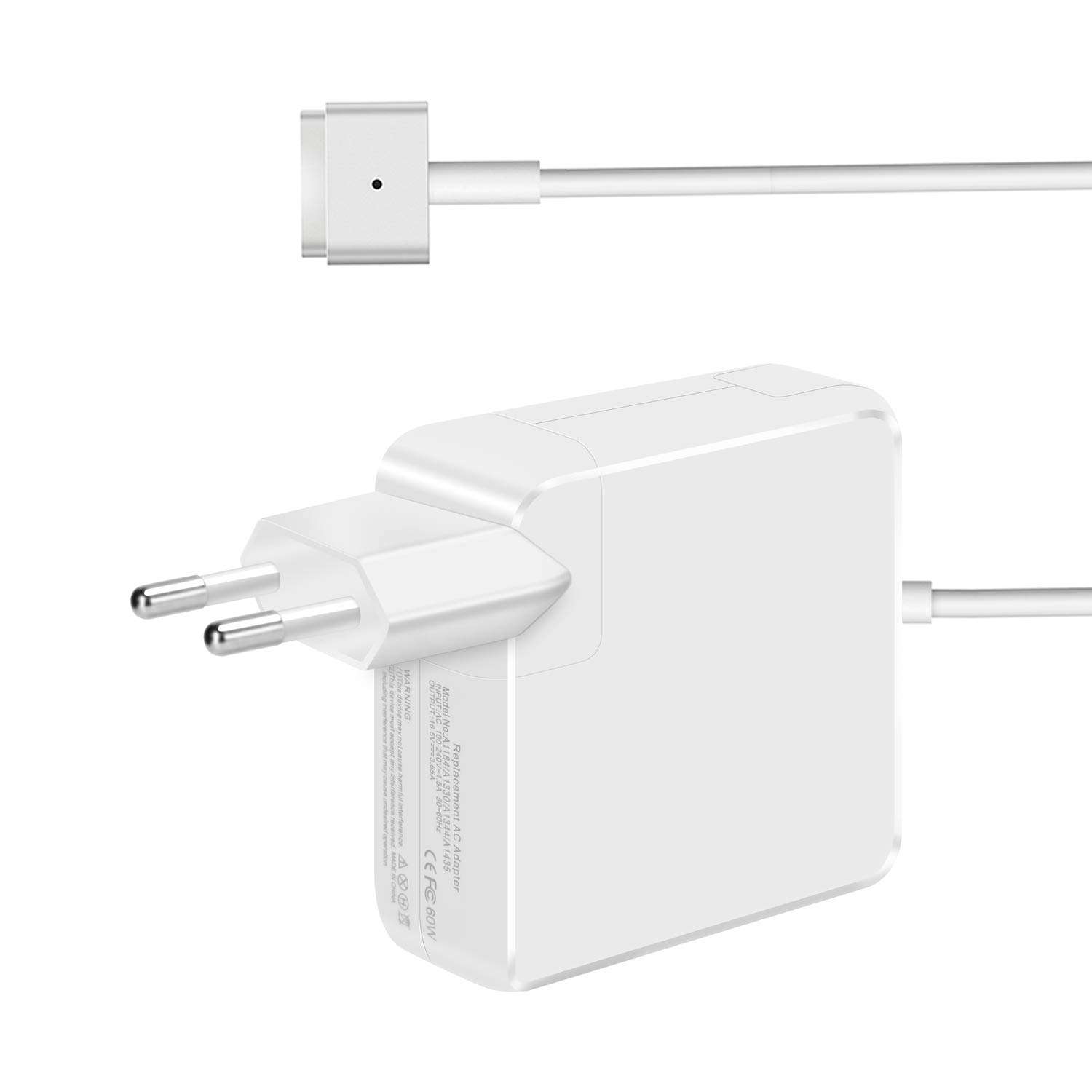 EU Macbook charger