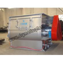 Máquina de mistura seca do pó, misturador de pá dobro do eixo