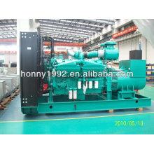 800kVA 640kW Silent Generator Diesel Fuel Tank 1200L