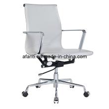 Muebles de Oficina de China Hotel de cuero de Metal Manager Chair (B219)