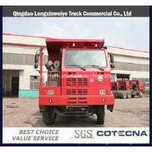 Sinotruk HOWO 6X4 Mine-Use 70ton Tipper Truck