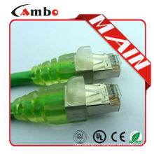 High Quality cat6a utp patch cord Shielded Cable 4PR