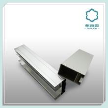 Grade de 6000 6063 6061 6063 a T5 T6 Extrusion fenêtre aluminium profilé d'encadrement pour la construction
