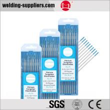 electrodos de volframio Yttriated Volfram svetsning (WY20)