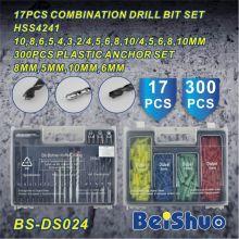Customized mais barato SDS Combinação Drill Bit Set