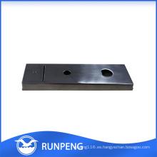 Piezas de metal de encargo baratas de alta calidad