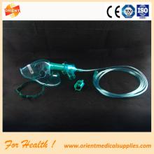 Простая портативная кислородная маска для ухода за лицом на дому