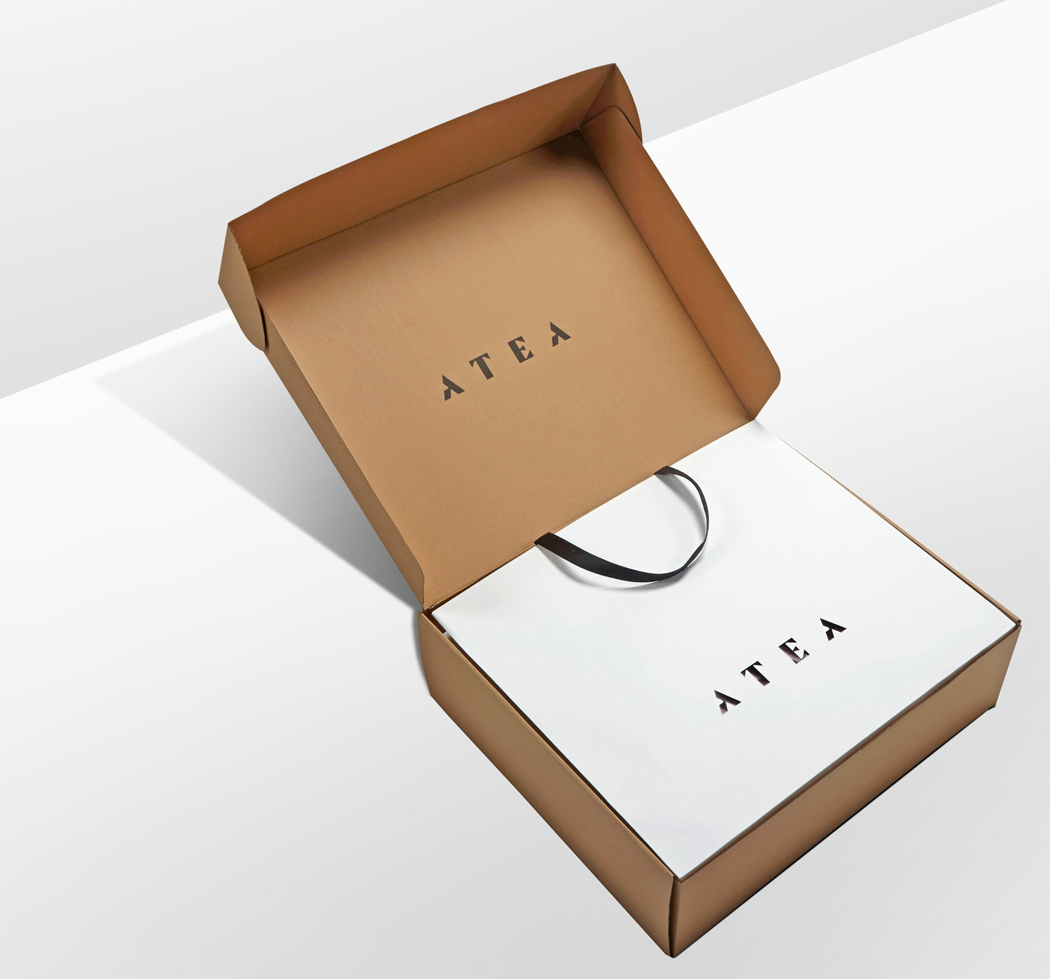 luxury clothes boxes