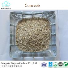 corn cob meal for polishing jewel corn cob granule