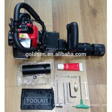 49mm 900w 32.7cc Portable Gasoline Piling Machine Small Petrol Pile Driver GW8195