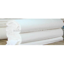 Polyester and cotton fabric for bedding, pillow case, duvet cover