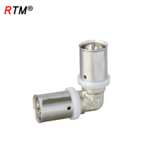 J17 4 13 3 press fitting for pex pipe nickel plated brass press pipe fittings pex al pex pipes and press fittings