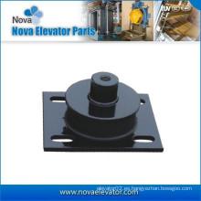 Almohadilla anti-vibración para la máquina de la tracción del elevador