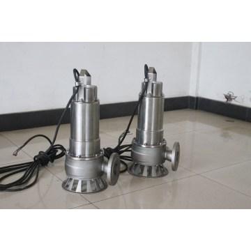 Pompe de fontaine submersible de type QS