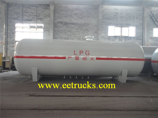 Ammonia Gas Storage Tanks