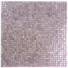 Маленькая квадратная стеклянная мозаика для ванной комнаты, кухонный фартук