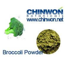 Nahrungsergänzungsmittel Brokkoli Pulver