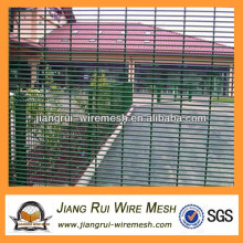 pvc coated outdoor 358 security fence mesh