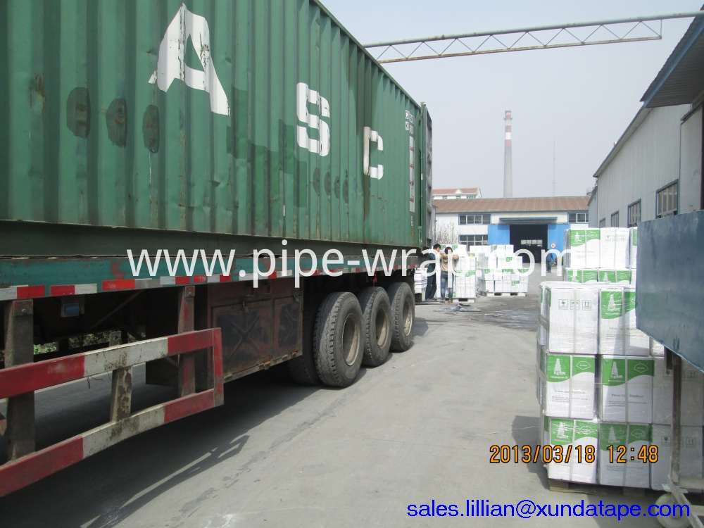 anticorrosion pipe wrap tape672