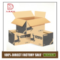 Nach Maß Wegwerf mit Logopost-Kartonkasten für das Versenden