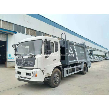 2020 New China waste truck container  trucks  12CBM