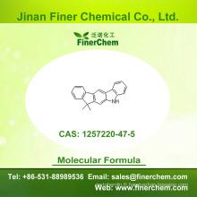 Cas 1257220-47-5   5,7-Dihydro-7,7-diméthyl-indén [2,1-b] carbazole     1257220-47-5   prix d'usine; Grand stock