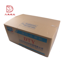 Verschiedene Arten Papier Verpackung großen Karton Box für den Versand