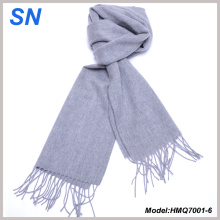 Clássico Inverno Warm Long Wool Pashmina Lenço
