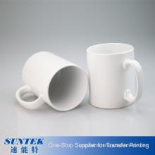 Blank Sublimation 11oz White Ceramic Mug