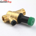 GutenTop haute qualité sans plomb en laiton vanne de réduction de pression pour l'eau pipeline avec NPT fileté