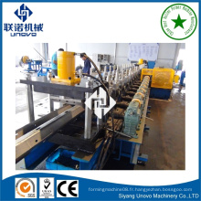 Sigma Post Highway Guardrail Manufacturing Line