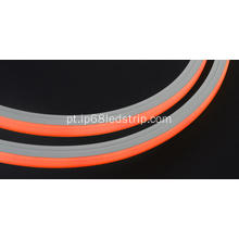Evenstrip IP68 Dotless 1214 Red Top Bend levou tira de luz
