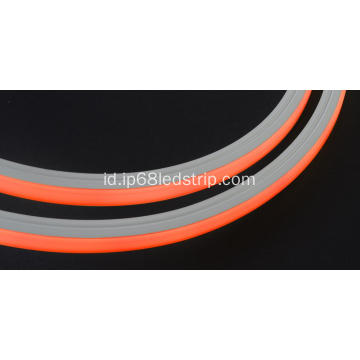 Evenstrip IP68 Dotless 1214 Red Top Bend dipimpin strip light