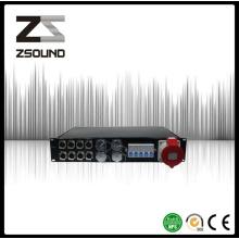 Zsound TCD-8 boîte de distribution d'alimentation en ligne Sonic Line Professional