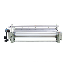 Automatic woven textiles super width water jet loom