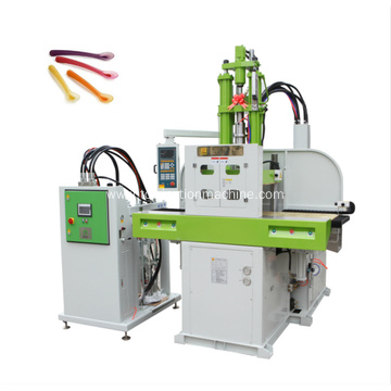 Slide Table Baby Infant Spoon Injection Molding Machine