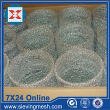 Aluminiumfolie-Gewebe-Ineinander greifen