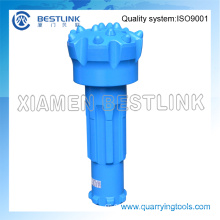 Construction Project Br2 Button Bits DTH for Impact Drilling