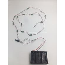 Módulo LED de sensor de movimiento para pos, pantalla pop, arnés LED, pantalla de luz intermitente