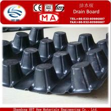 HDPE Grübchen Verbundstoff-Drain-Board für den Bau