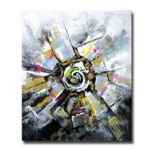 Peinture à l'huile abstraite originale créée