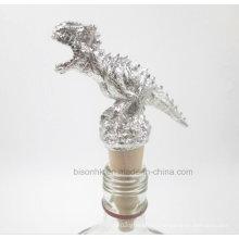 Новый пробка бутылки вина, пробка пробки динозавра