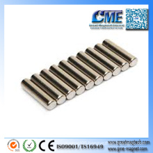 N42 Magnet Strength Cylindrical Magnets Wholesale