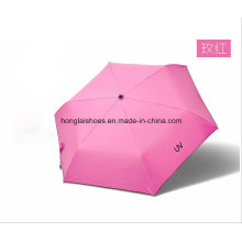 Automatische Öffnen Sie den Vinyl-Regenschirm Schatten