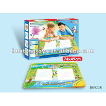 hot sell learnning carpet with music play mat baby H89228