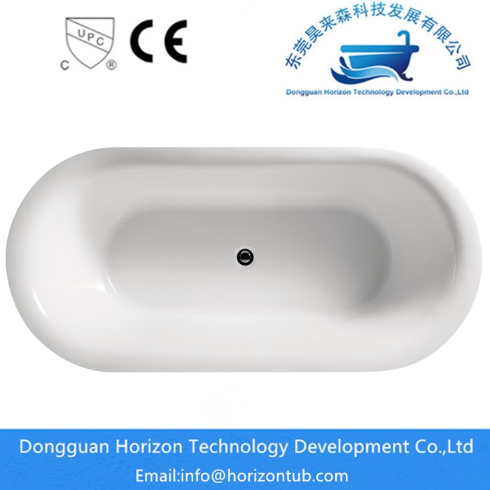 Thin Stand Alone Tub