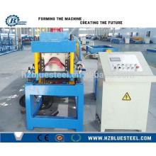 Металлическая рулонная машина для рулонной плитки для крыши / Машина для изготовления крышек из кровельной плитки