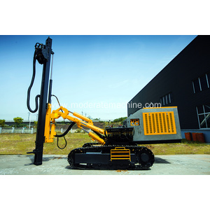 Heavy Duty Truck Mounted Rock Drilling Rig
