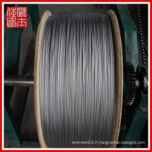Vente en gros de câbles en acier (fabrication)