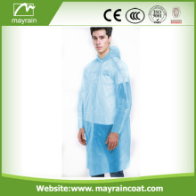 New Fashion PE Poncho und Regenmantel
